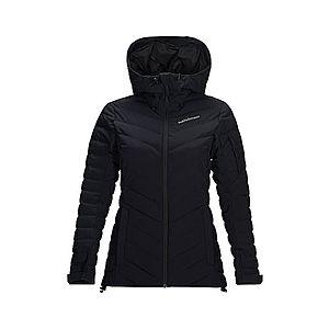 PEAK PERFORMANCE Outdoorová bunda 'Frost' čierna vyobraziť