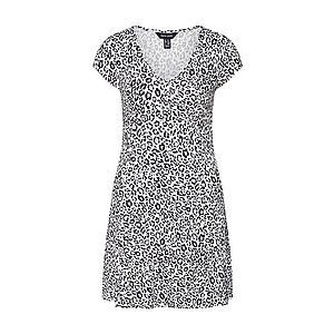 NEW LOOK Šaty 'PETER' sivá / čierna / biela vyobraziť