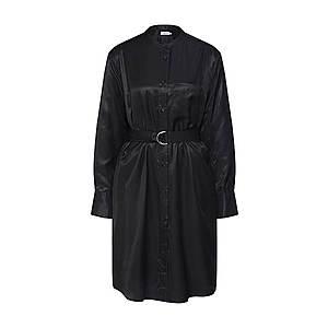 Filippa K Košeľové šaty 'Vera' čierna vyobraziť
