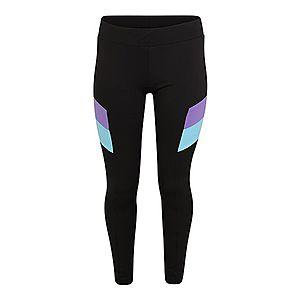 Urban Classics Curvy Legíny 'Ladies' fialová / čierna vyobraziť
