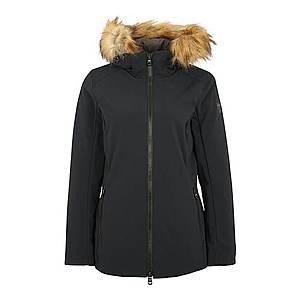 CMP Outdoorová bunda čierna vyobraziť