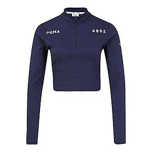 PUMA Funkčné tričko 'PUMA x SG CR' tmavomodrá vyobraziť