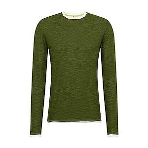 Tmavozelený sveter Blend vyobraziť