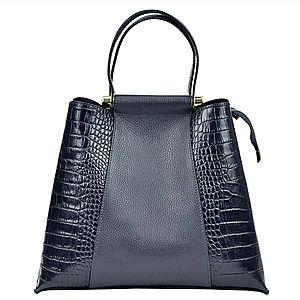 Dámska kožená kabelka Luka 19-022D COCO vyobraziť