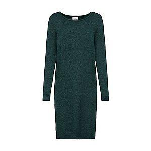 Pletené zelené šaty vyobraziť