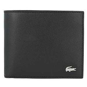 LACOSTE Peňaženka 'FG 11.5 cm' čierna vyobraziť