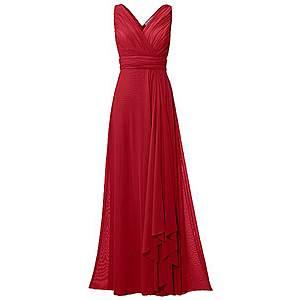 Heine Večerné šaty červené vyobraziť