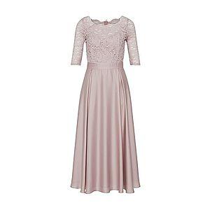 SWING Večerné šaty staroružová vyobraziť