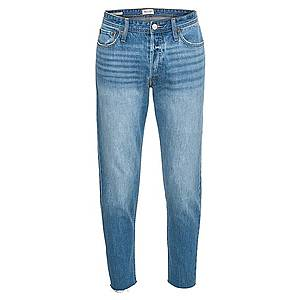 JACK & JONES Džínsy 'JJIFRED JJORIGINAL CR 073 CUT OFF LTD' modrá denim vyobraziť