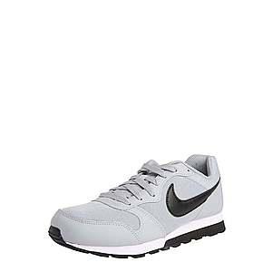 Nike Sportswear Tenisky 'MD Runner 2' čierna / sivá vyobraziť