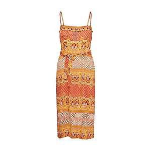 MINKPINK Letné šaty 'SUNDAY SOCIAL' oranžová vyobraziť