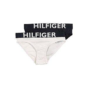 Tommy Hilfiger Underwear Nohavičky 'BIKINI' námornícka modrá / biela vyobraziť