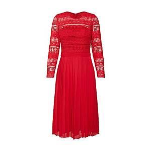 Chi Chi London Kokteilové šaty červené vyobraziť
