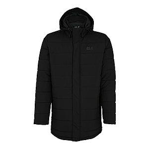 JACK WOLFSKIN Outdoorová bunda 'SVALBARD' čierna vyobraziť