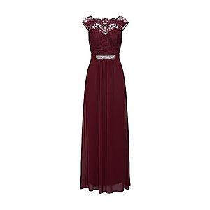 Lipsy Večerné šaty burgundská vyobraziť