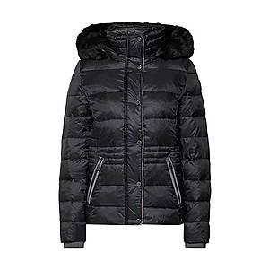 S.Oliver Zimná bunda čierna vyobraziť