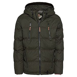 Khujo Zimná bunda 'DOME' jedľová vyobraziť