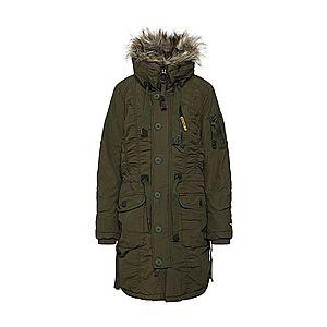 Khujo Zimný kabát 'STEFANIA' kaki vyobraziť
