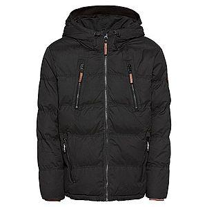 Khujo Zimná bunda 'DOME' čierna vyobraziť