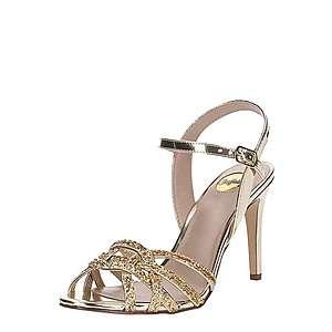 BUFFALO Sandále 'AFTERGLOW' zlatá vyobraziť