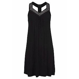 LASCANA Šaty čierna vyobraziť