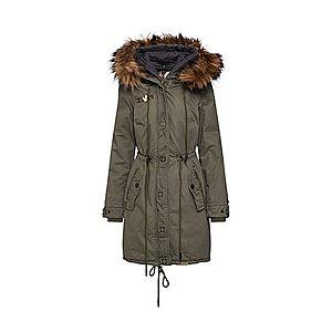 Khujo Zimný kabát 'ADELISA' olivová vyobraziť