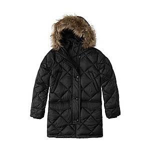 Abercrombie & Fitch Zimná parka 'MIDTHIGH PARKA' čierna vyobraziť