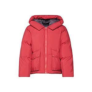 Missguided Zimná bunda 'HOODED ULTIMATE PUFFER JACKET' červené vyobraziť