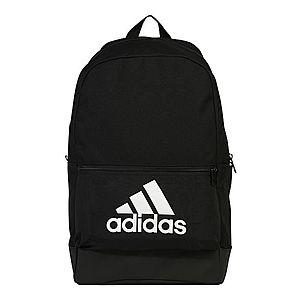 ADIDAS PERFORMANCE Športový batoh čierna / biela vyobraziť