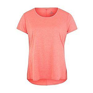 Prana Funkčné tričko 'Revere SS Tee' koralová vyobraziť