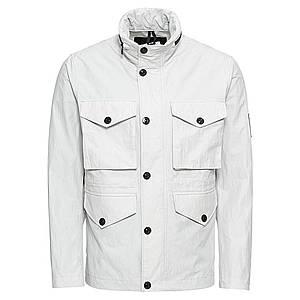 PEAK PERFORMANCE Prechodná bunda sivá vyobraziť