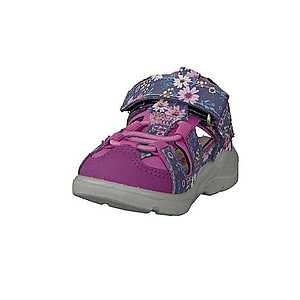 RICOSTA Otvorená obuv 'Gery' cyklaménová / neónovo fialová vyobraziť