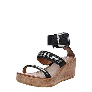 A.S.98 Sandále 'Sandale NOA' čierna vyobraziť
