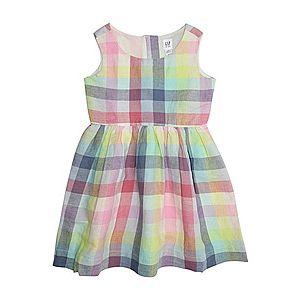 GAP Šaty zmiešané farby vyobraziť