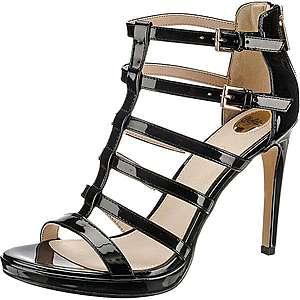 BUFFALO Sandále 'Arily' čierna vyobraziť