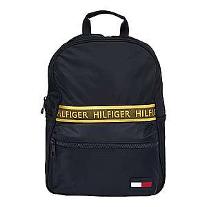 TOMMY HILFIGER Batoh 'Sport Mix Backpack Solid' tmavomodrá vyobraziť