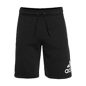 ADIDAS PERFORMANCE Športové nohavice čierna / biela vyobraziť