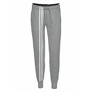 ADIDAS PERFORMANCE Športové nohavice 'Must Haves' sivá melírovaná / biela vyobraziť