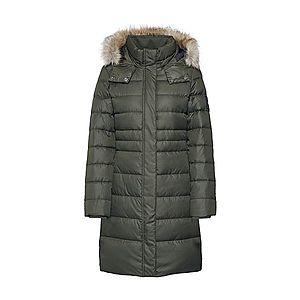Calvin Klein Zimný kabát olivová vyobraziť