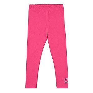 Sanetta Kidswear Nohavice ružová vyobraziť