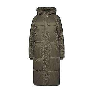 B.young Zimný kabát 'BYCERINA' olivová vyobraziť