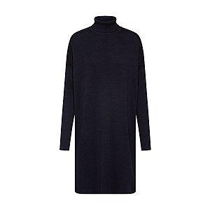 ARMEDANGELS Pletené šaty 'sienna' čierna vyobraziť