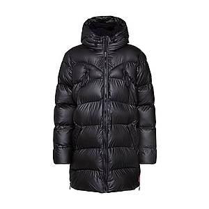 HUNTER Zimný kabát čierna vyobraziť