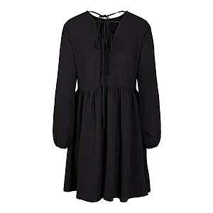 PIECES Šaty čierna vyobraziť