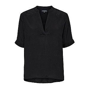 SELECTED FEMME Tričko čierna vyobraziť