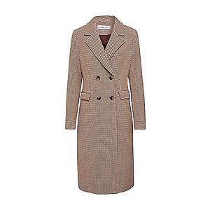 IVYREVEL Prechodný kabát béžová / hnedé vyobraziť
