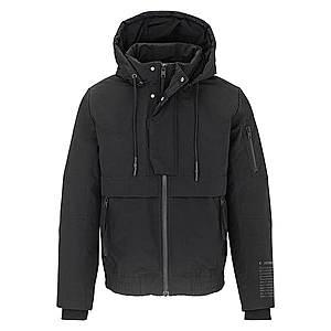 Tigha Zimná bunda 'Eason' čierna vyobraziť