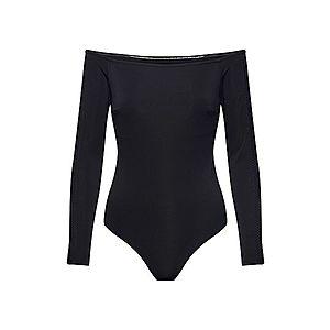 GUESS Tričko 'DELICIA BODY' čierna vyobraziť
