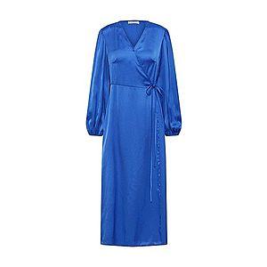GLAMOROUS Večerné šaty modré vyobraziť