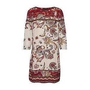 Desigual Košeľové šaty 'PRAGA' zmiešané farby / šedobiela vyobraziť